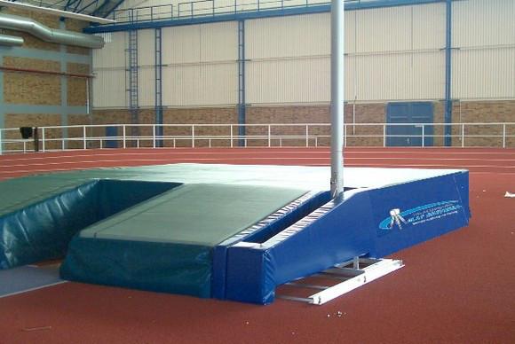 Stabhochsprungmatte Exklusiv IAAF