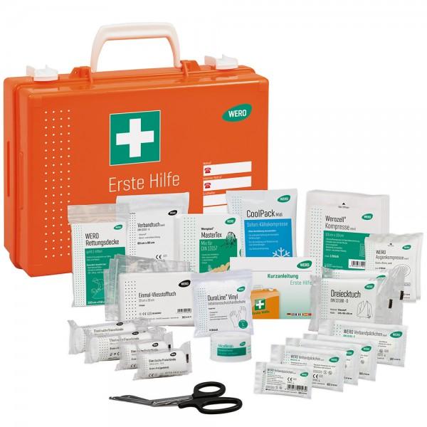Erste - Hilfe - Koffer Sportstätte DIN 13157