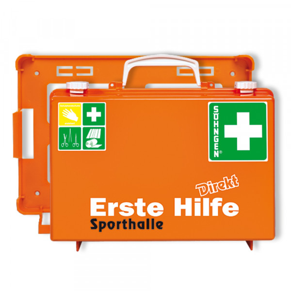 Erste-Hilfe-Koffer DIREKT Sporthalle
