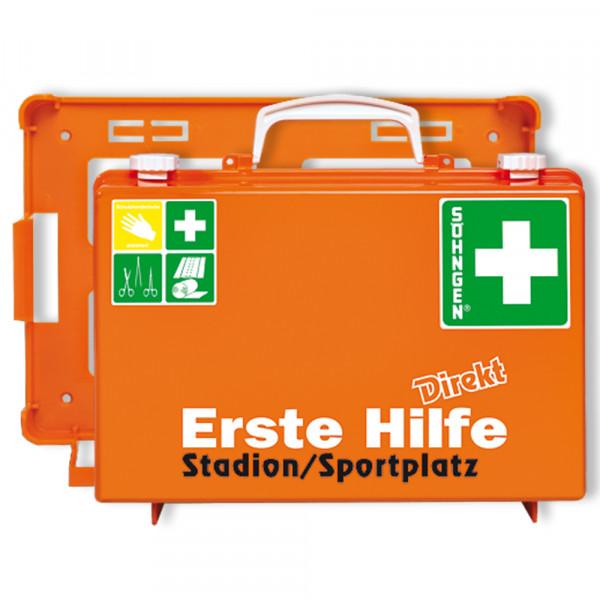 Erste Hilfe DIREKT Stadion/Sportplatz