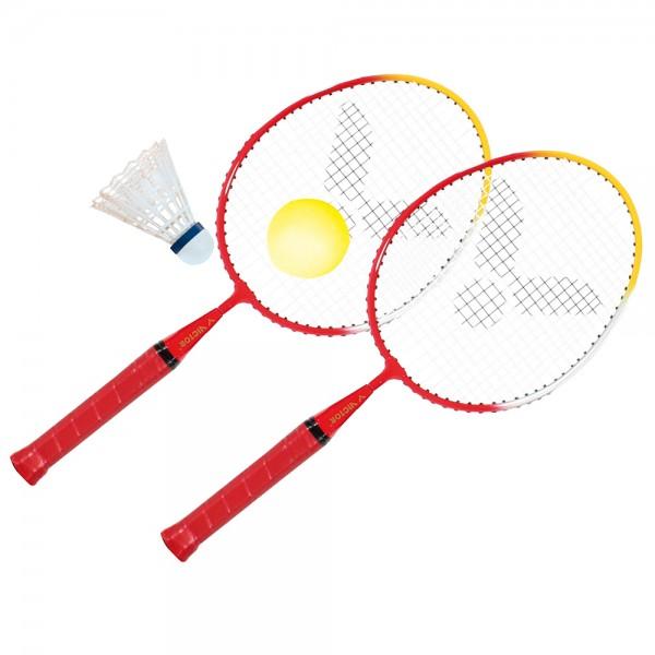 VICTOR Mini-Badminton-Set