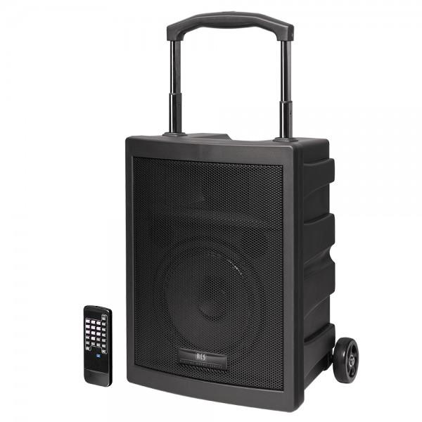 Digital Sound-Center 100 W, mit digitalen USB/SD-Recorde