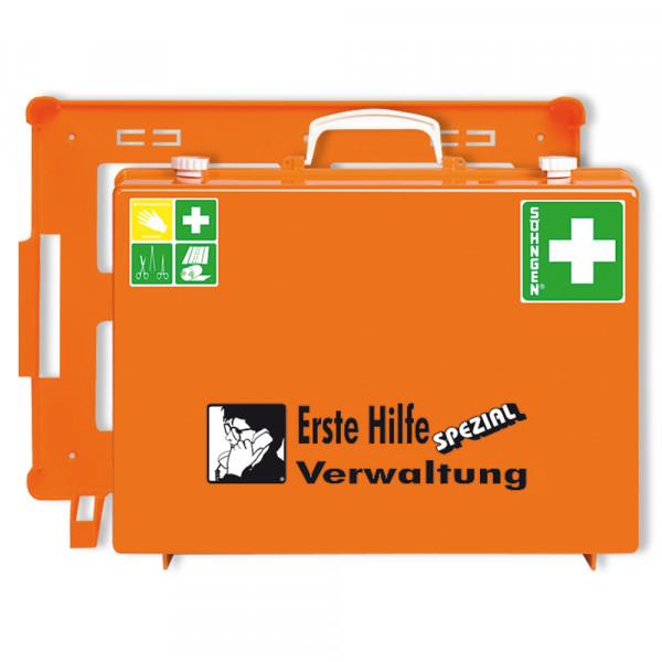 Erste-Hilfe SPEZIAL MT-CD Verwaltung