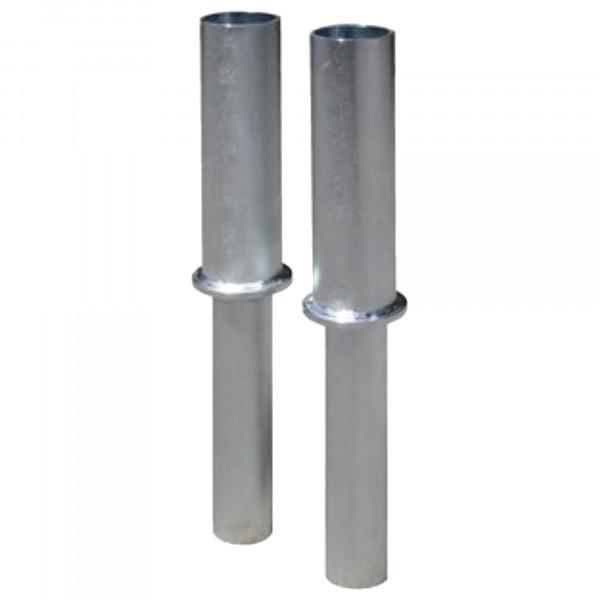 Adapter für vorhandene Bodenhülsen