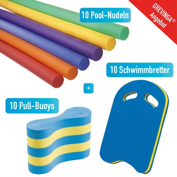 Grevinga® Aqua Schwimmset School