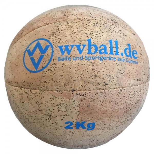 WV® Medizinball Korkleder