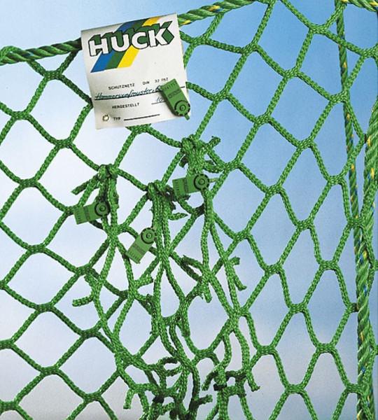 Hammerwurf-Schutznetz für Gitterhöhe von 7 m auf 10 m ansteigend