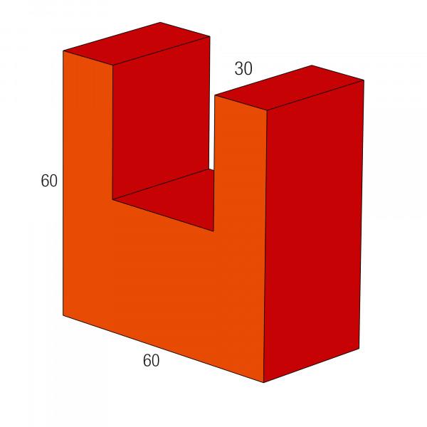 Baumodul U-Element
