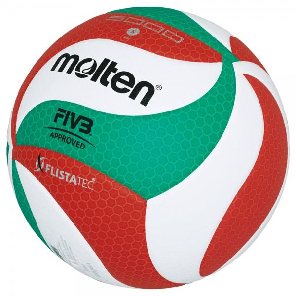 Molten Volleyball-Wettspielball V5M5000-DE