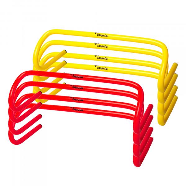Mini Hürden Set Senior rot