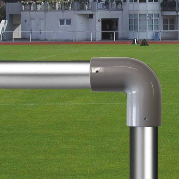 Bogen- / Endstück für Barrieresystem Standard