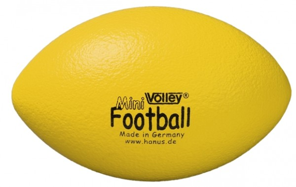 VOLLEY® Soft-Mini Football mit Elefantenhaut