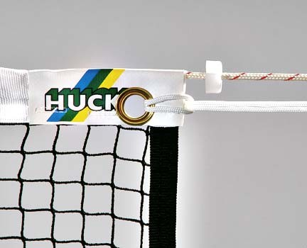 Badminton-Tuniernetz