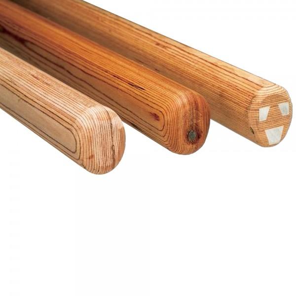 Barrenholme aus Schichtholz