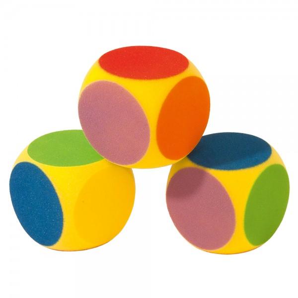 VOLLEY® Sechs-Farben-Würfel