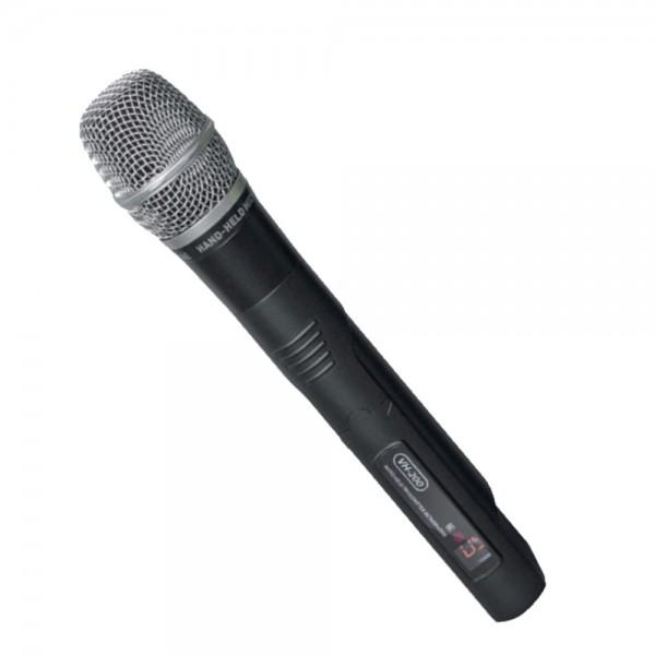 VHF-Handmikrofon, (174-216 MHz)