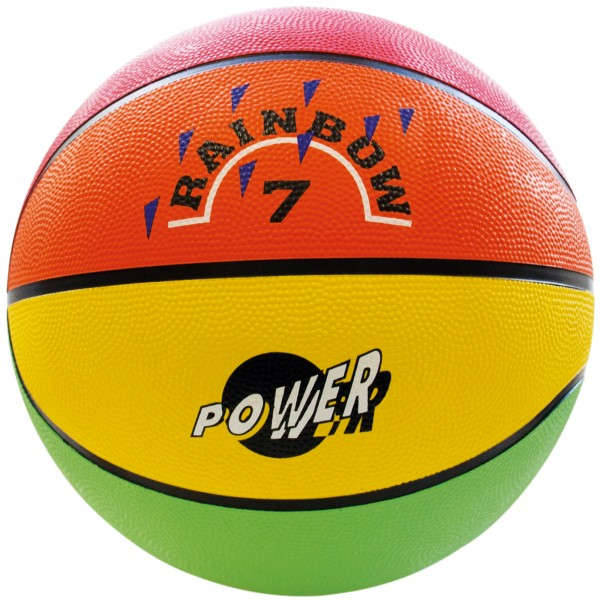 Spordas Max Rainbow Basketball