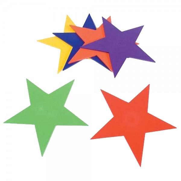 Bodenmarkierungsset Sterne