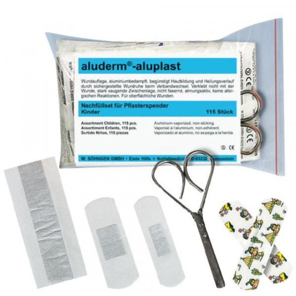Pflasterspender aluderm®-aluplast für Erwachsene