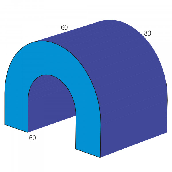 Baumodul Tunnel