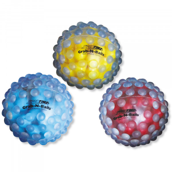 Spordas Grab-N-Balls 3er Set