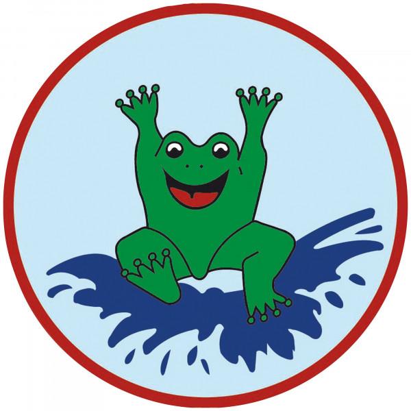 Frühschwimmer-Abzeichen Frosch