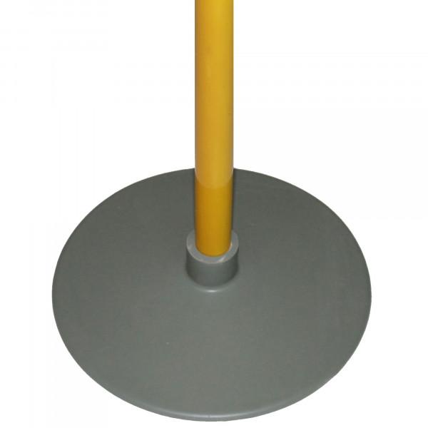 Gummi-Tellerfuß Ø 23 cm
