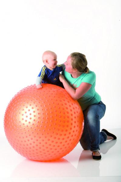 TOGU Senso® Pushball ABS®, Ø 85 cm, orange