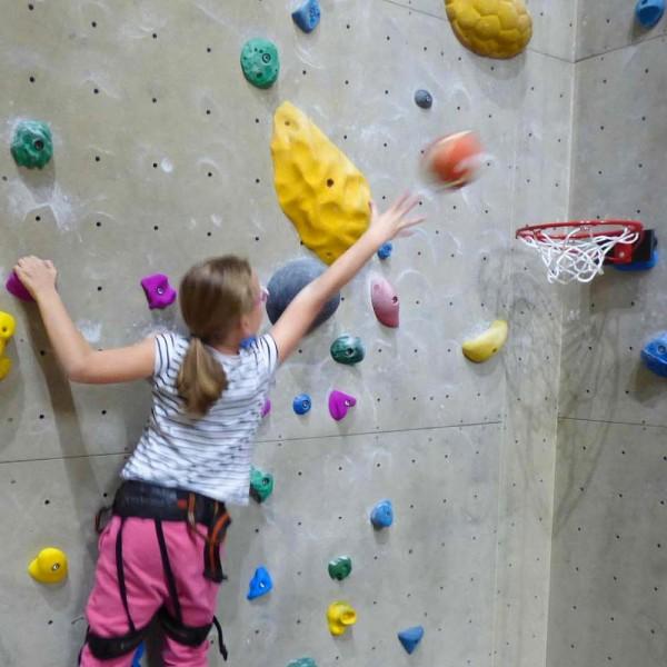 "On Top Boulderspiele ""Basketball"""