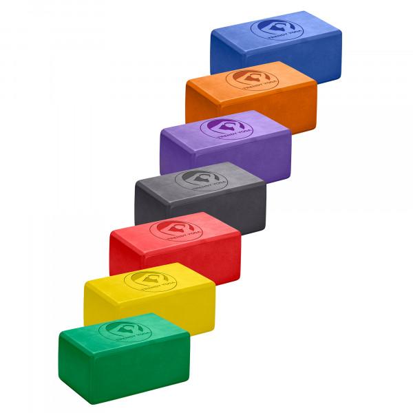Trendy Yoga-Block groß