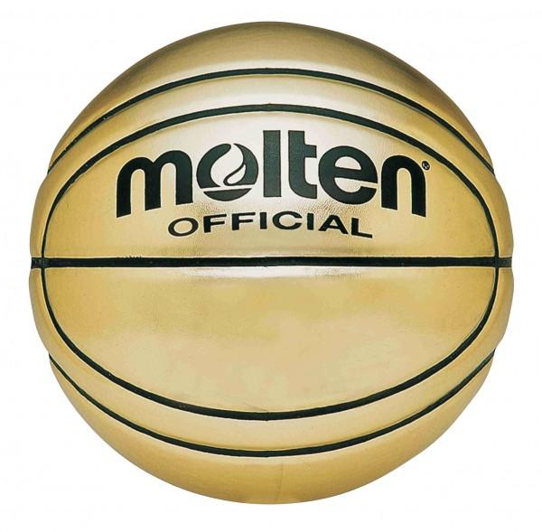 Molten goldener Fan- und Unterschriftenball BG-SL7