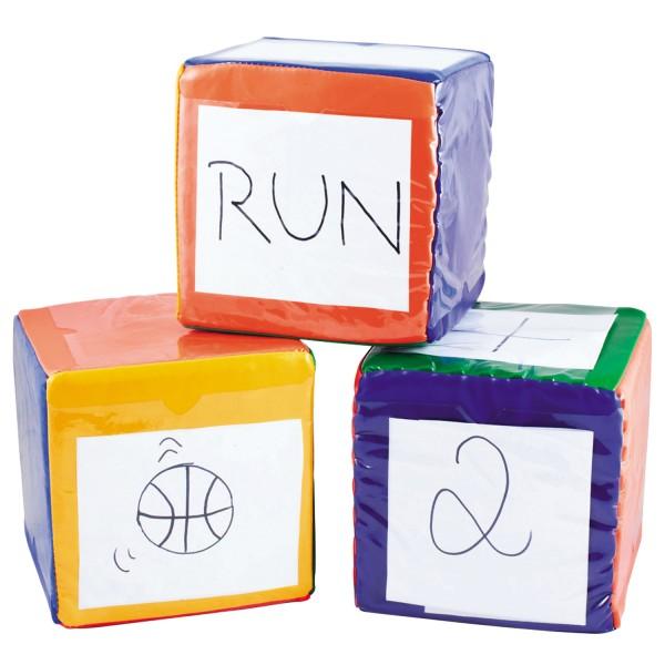 Spordas Move Cubes, Kreative Würfel
