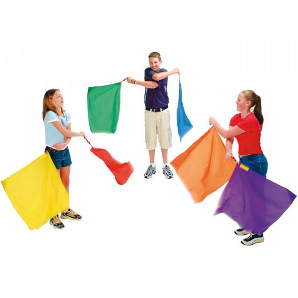 Rhythm-Flags 6er-Set