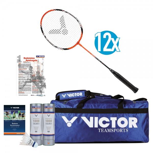 VICTOR Badminton Schulpakete