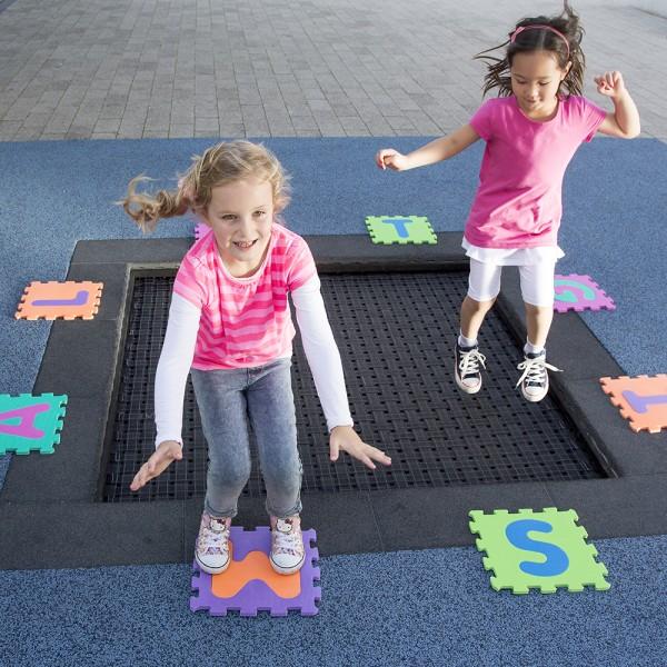 "Eurotramp Kids Tramp ""Playground"""