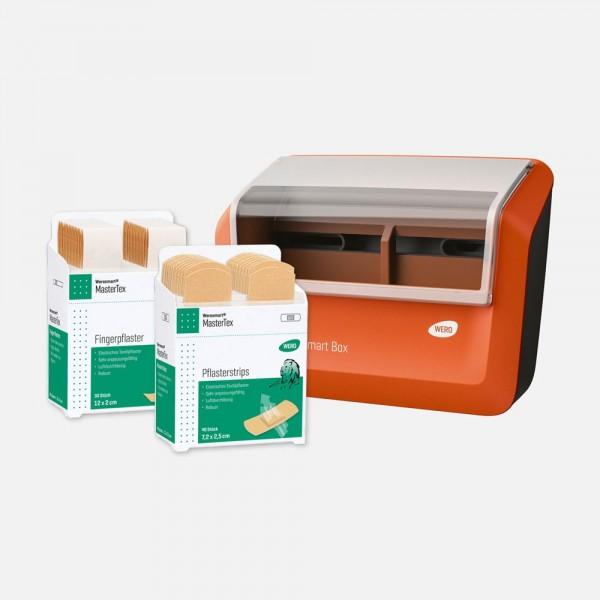 Smart Box Pflasterspender Pflasterstrips & Fingerpflaster