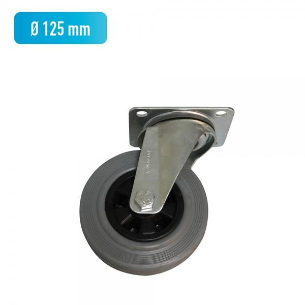 Lenkrolle Ø 125 mm