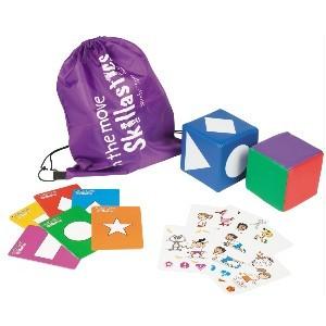 Skillastics TM - Bewegungs- und Lernspiel für Kinder
