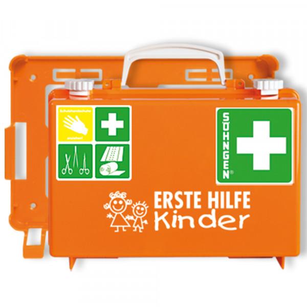 Erste-Hilfe-Koffer QUICK-CD Kindergarten