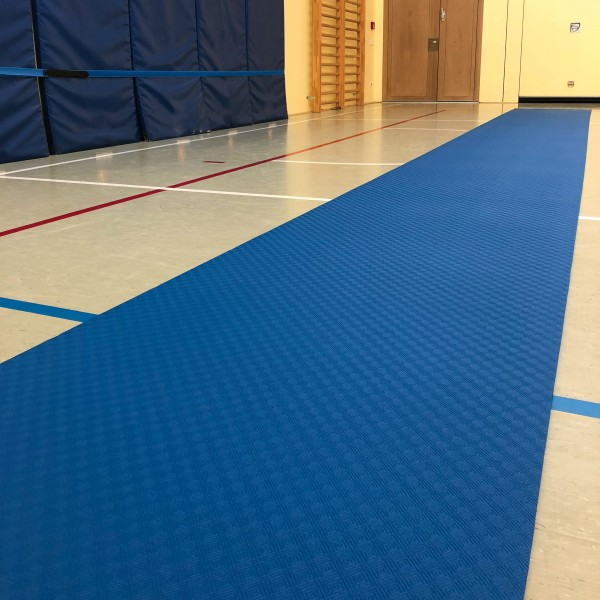 Cross-Over Mat Gymnastikmatte, 10 m