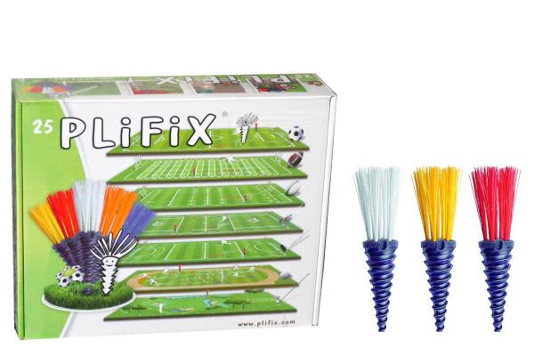 PLIFIX - Spielfeld - Markierungshilfe, 25 Stück