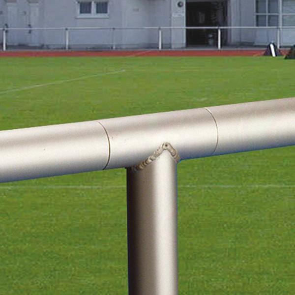 Stützrohr inkl. Verbinder für Barrieresystem Exklusiv