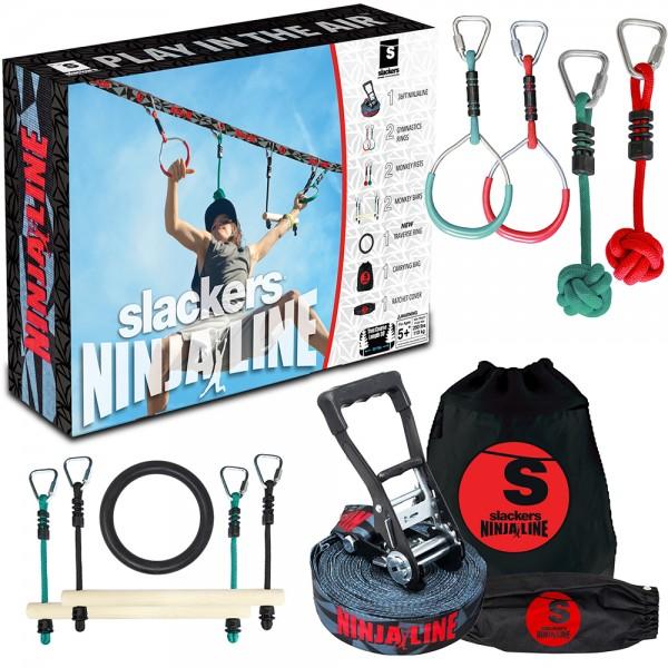 """Slackers Ninja-Line """"Intro-Kit"""""""