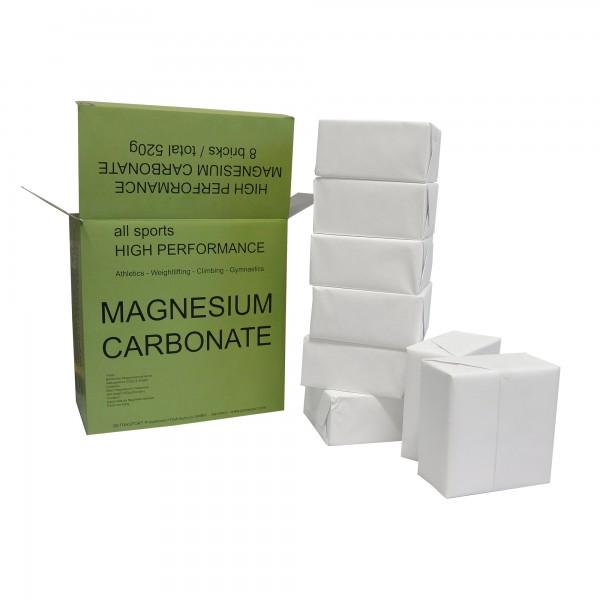 Magnesia in Blockform