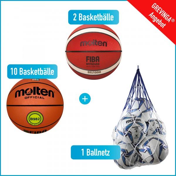 Basketball - Sparpaket Schule