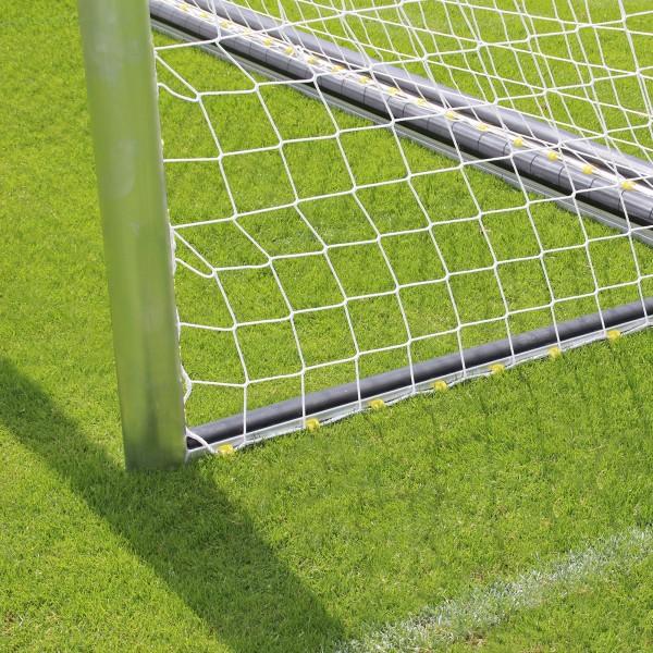Hochklappbarer Bodenrahmen PlayersProtect für Großfeld-Tore