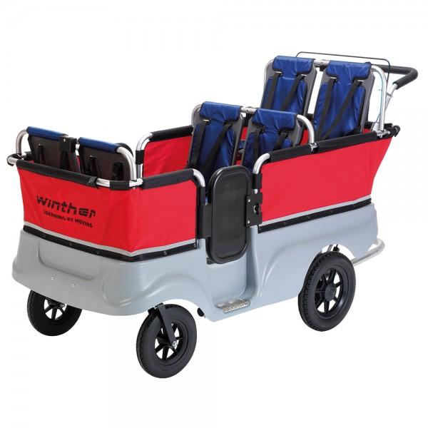 Winther® Turtle Kinderbus Basic