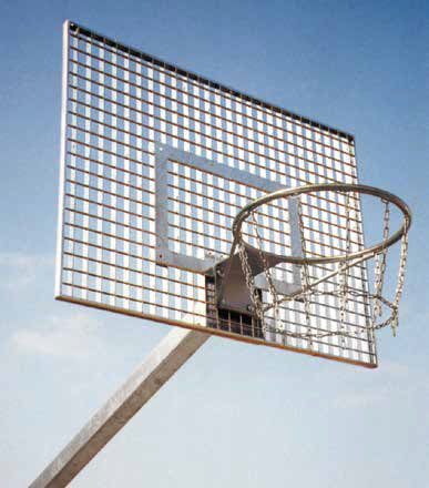 "Basketballanlage ""ROBUST"""