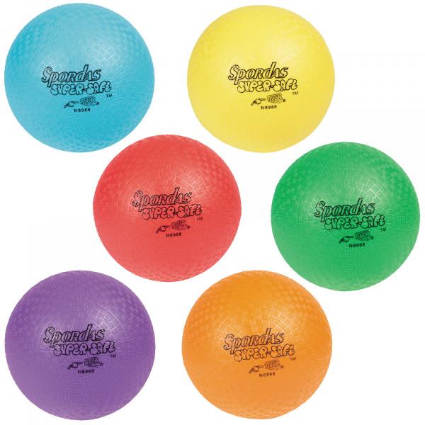 Super Safe Ball 6er-Set