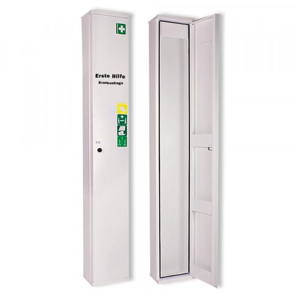 Stehschrank NovoLine 4 für Krankentrage 1x klappbar